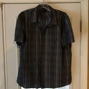 Oakley Men's Button-Up SS, XL
